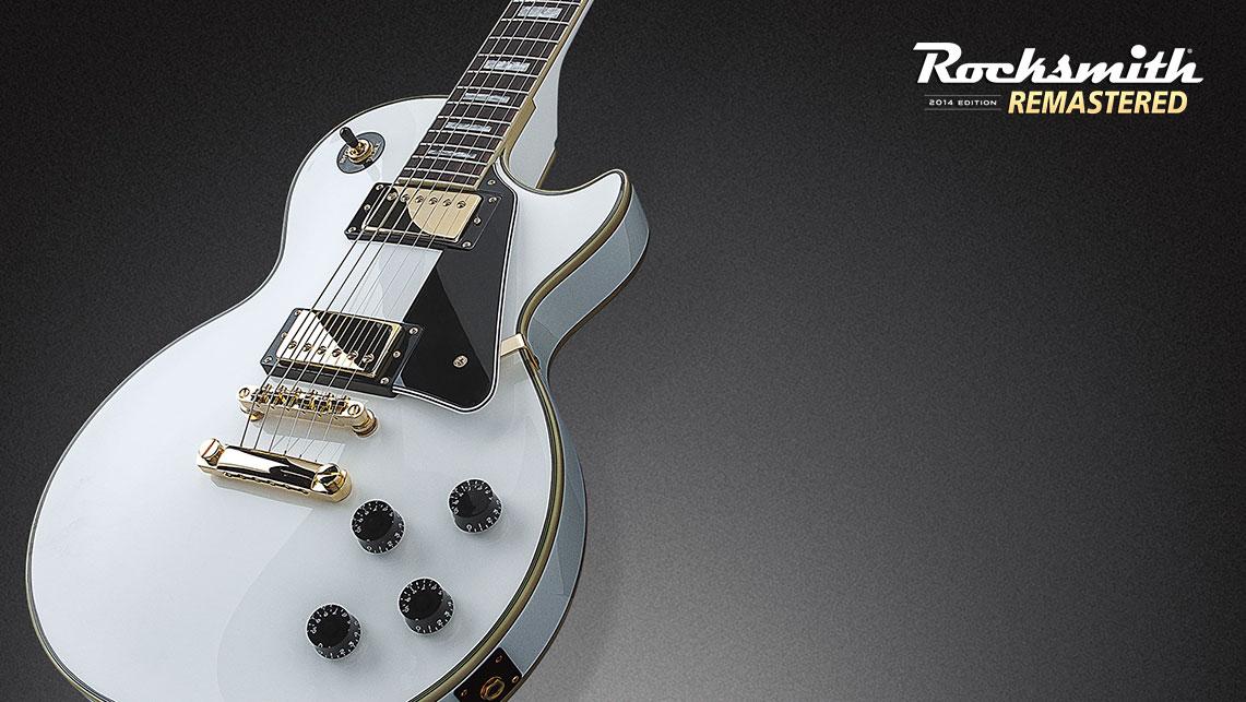 Rocksmith, una forma rápida de aprender a tocar la guitarra