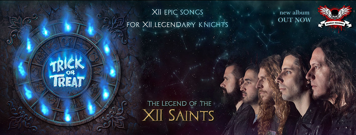 Trick or Treat: The Legend of the XII Saints // Scarlet Records