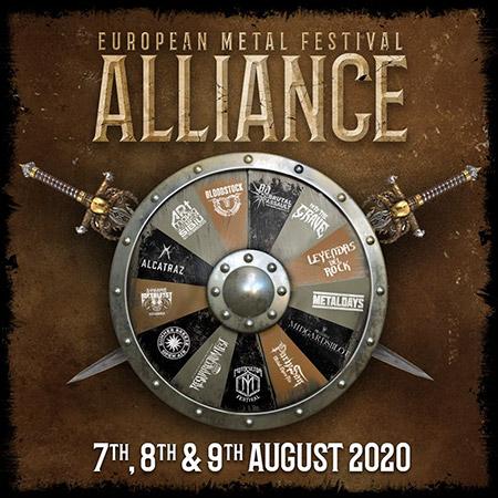 La European Metal Festival Alliance ofrecerá un evento colectivo por streaming