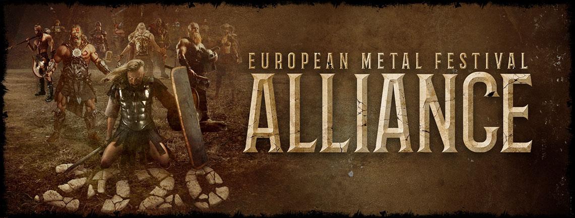 Cierre de cartel y entradas a la venta para la European Metal Festival Alliance