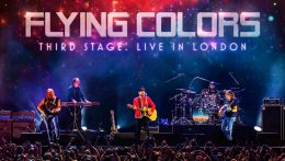 Detalles de 'Third Stage: Live in London', nuevo disco en directo de Flying Colors
