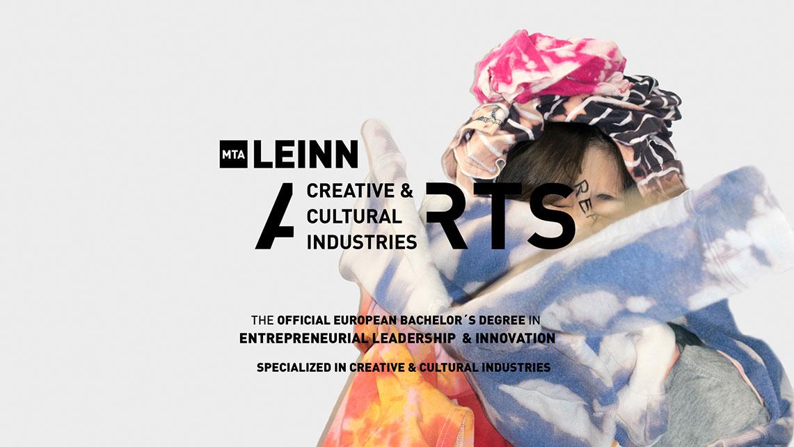 Nace el primer Grado Universitario Europeo Oficial en Emprendimiento especializado en Industrias Culturales y Creativas
