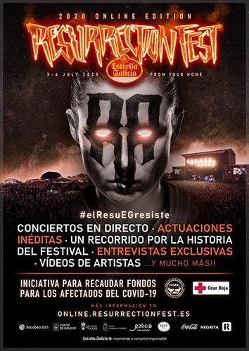 Teaser oficial del Resurrection Fest Estrella Galicia Online #ElResuEGResiste