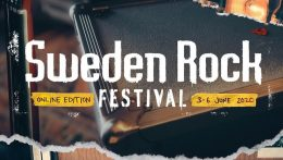 Edición en Streaming del Sweden Rock Festival