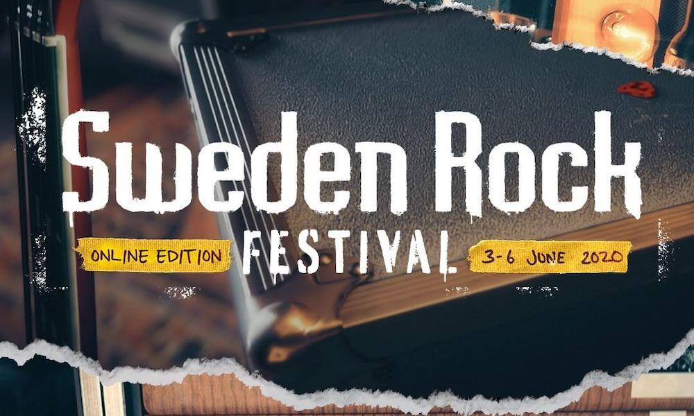 Edición en Streaming del Sweden Rock Festival