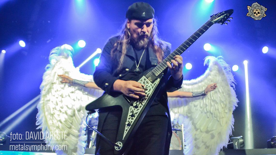 J.Petrucci, Avalanch, Stravaganzza, Bloodhunter, Within Temptation, Kvelertak…