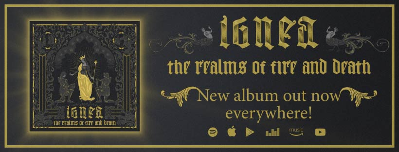 Ignea: The Realms of Fire and Death // Kadabra Music