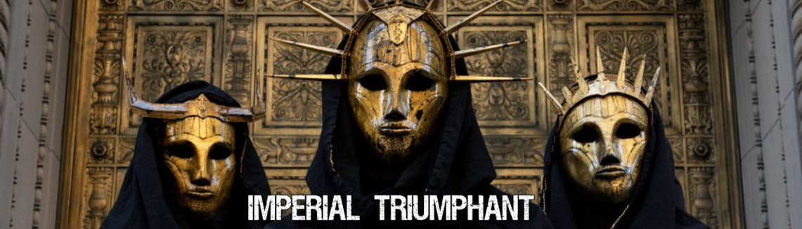 «City Swine», nuevo vídeo de Imperial Triumphant