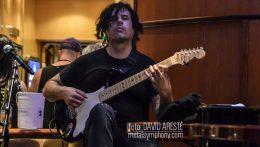 Entrevista al guitarrista Ben Woods