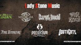 Novedades en la agencia musical Lady Stone