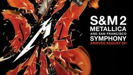 "Fecha de salida y detalles del ""S&M2"" de Metallica"