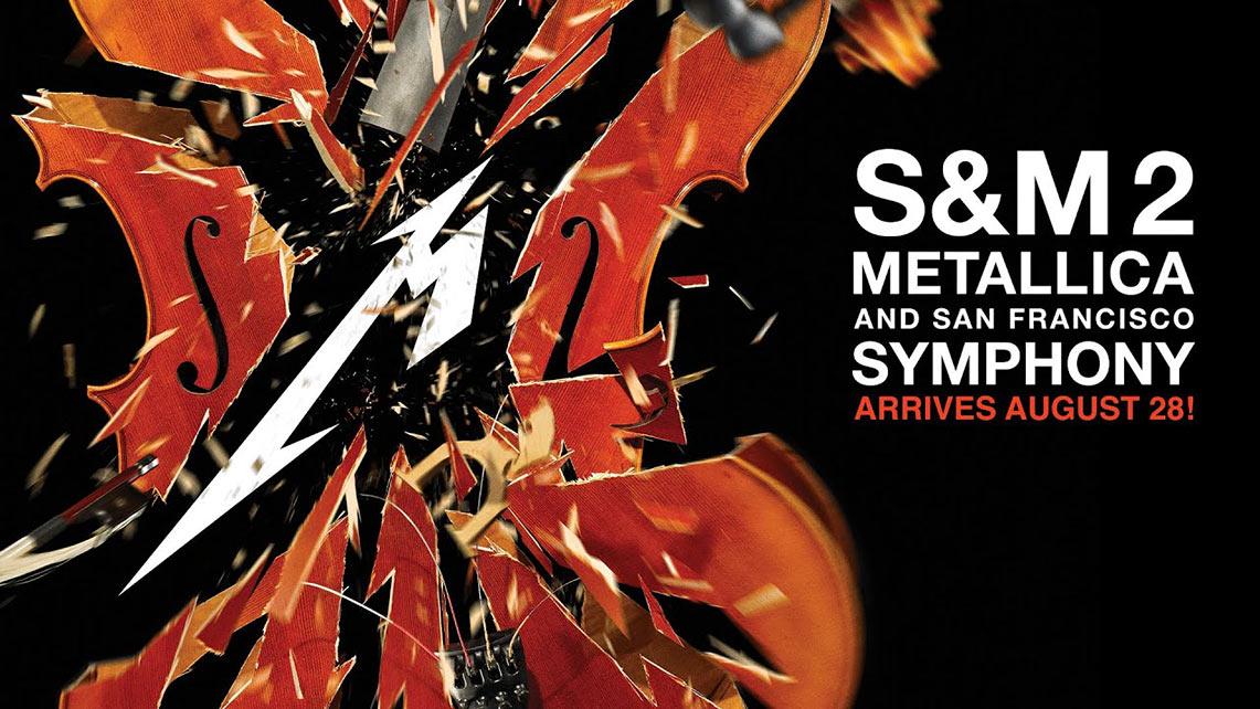 Fecha de salida y detalles del «S&M2» de Metallica