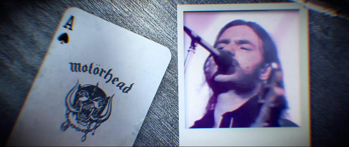 Reediciones por el 40 aniversario del «Ace of Spades» de Motörhead