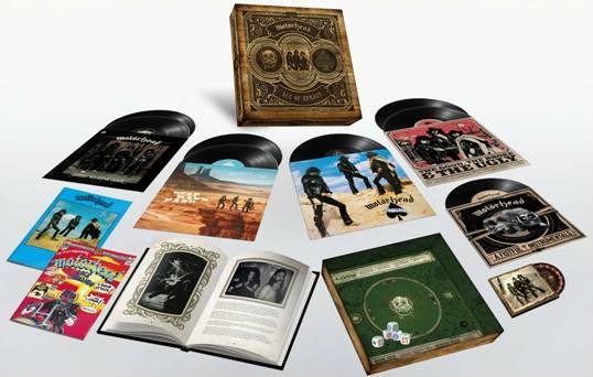 """Reediciones por el 40 aniversario del """"Ace of Spades"""" de Motörhead"""