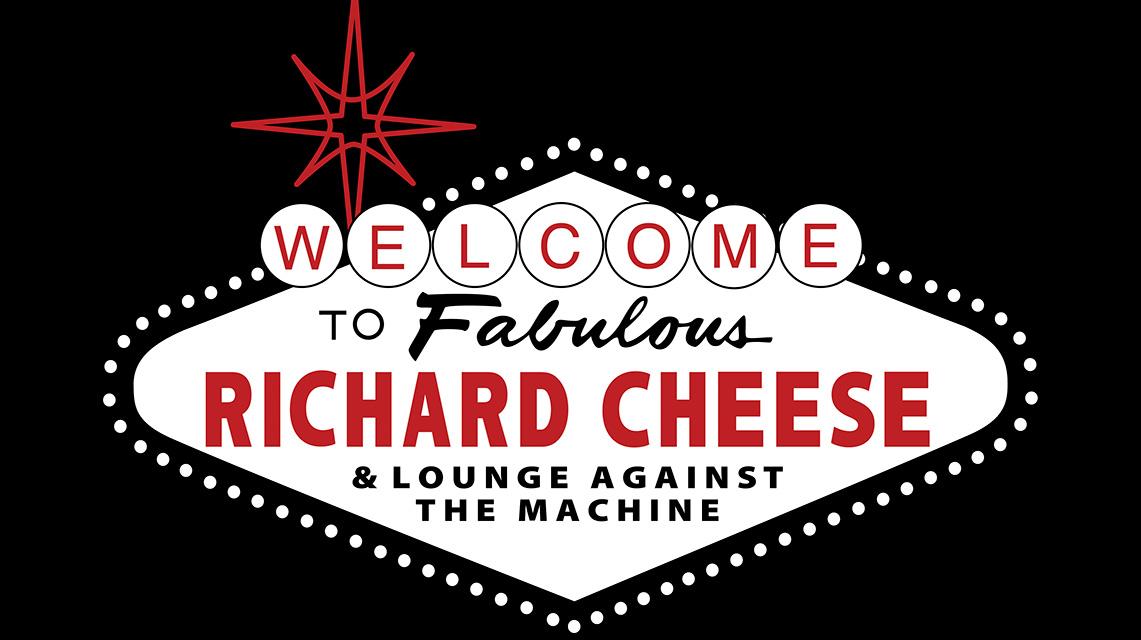 Richard Cheese, el Metal hecho Swing