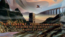 Detalles y primer single de 'Auto Reconnaissance', lo nuevo de The Tangent