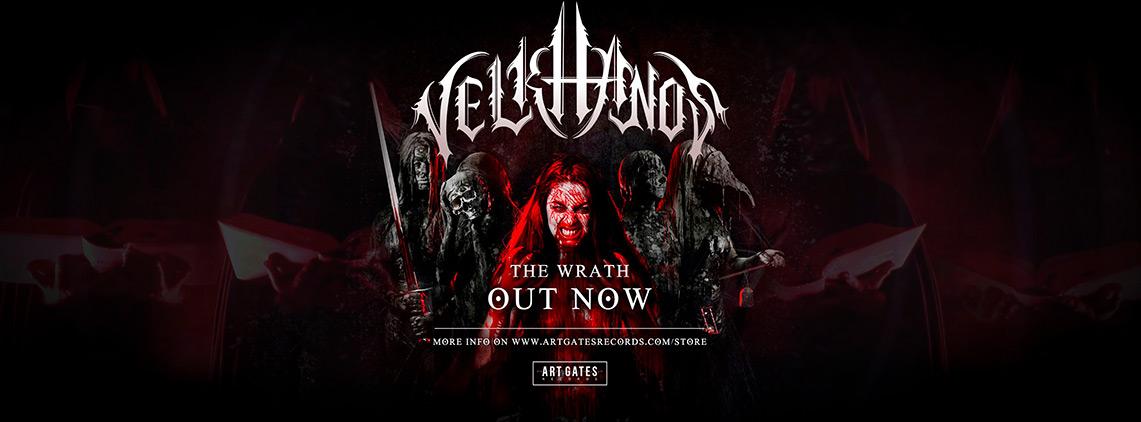 Velkhanos: The Wrath // Art Gates Records