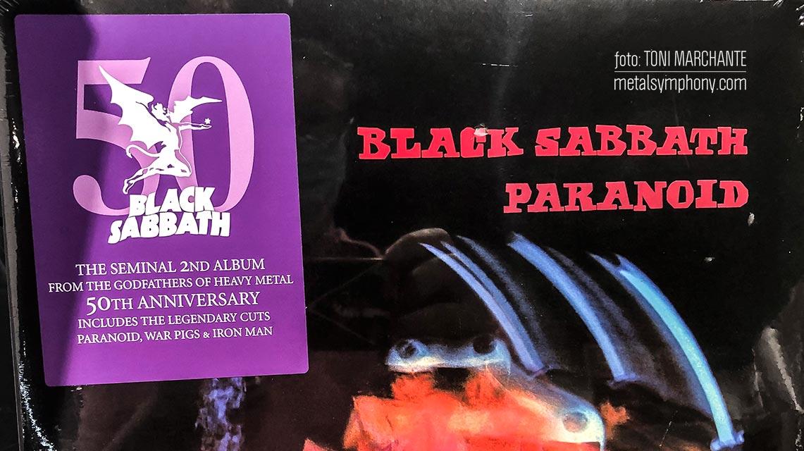"""50 años de """"Paranoid"""", el álbum más exitoso de Black Sabbath"""