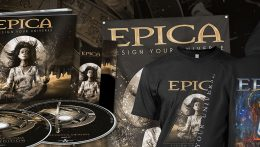 Epica: Design Your Universe (Gold Edition:  Deluxe Edition) // Nuclear Blast