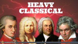 Playlist de metal clásico, y nunca mejor dicho...