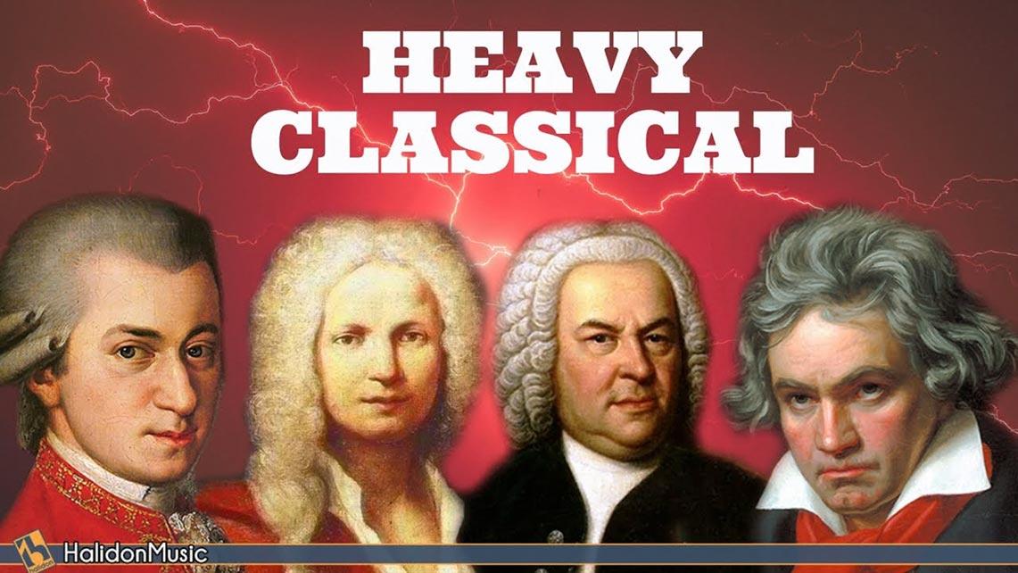 Playlist de metal clásico, y nunca mejor dicho…