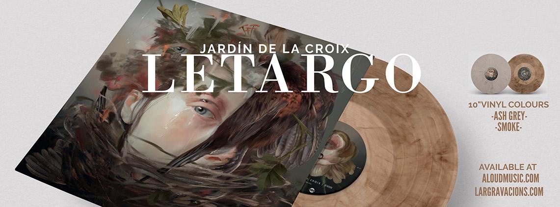 Entrevista a Jardín de la Croix sobre «Letargo»