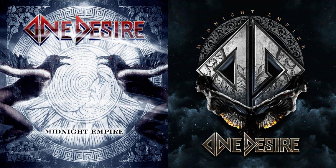 One Desire: Midnight Empire // Frontiers Music