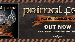 Primal Fear: Metal Commando // Nuclear Blast