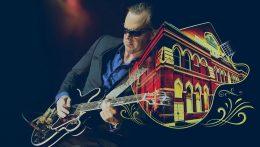 """Joe Bonamassa presentó """"Royal Tea"""" en el mítico Ryman Auditorium de Nashville"""