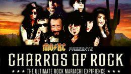 Charros of Rock pasaron por el Third Encore desde los MORC Studios