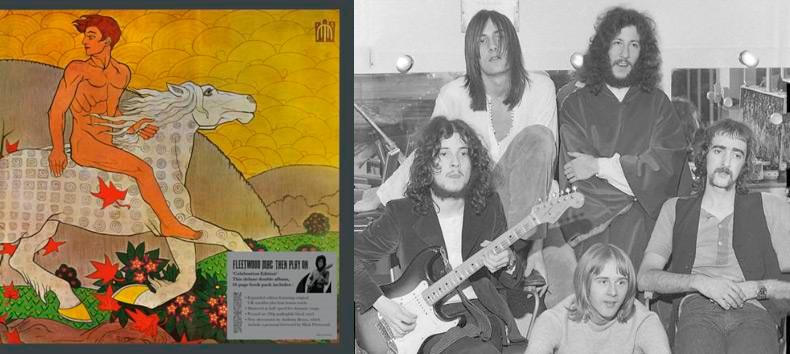 La reedición de «Then Play On» de Fleetwood Mac ya a la venta