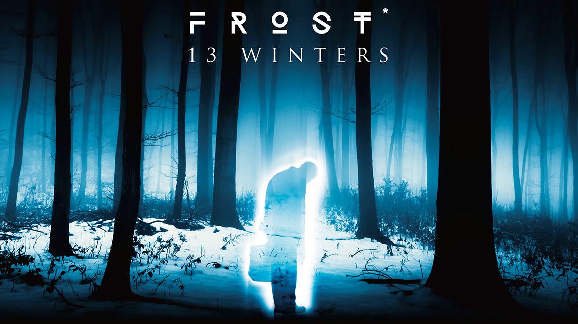 Detalles de la antología '13 Winters' de Frost*