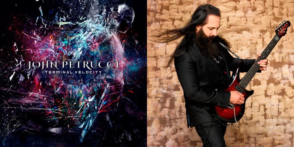 Entrevista a John Petrucci sobre «Terminal Velocity»