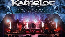 Kamelot: I Am the Empire (Live from the 013) // Napalm Records