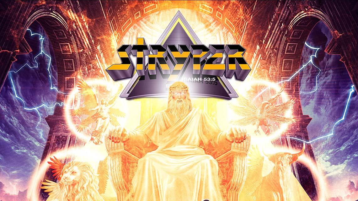 Stryper: Even the Devil Believes // Frontiers Music