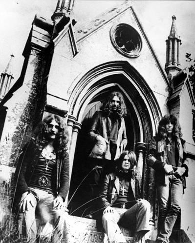 Ilustración exclusiva en España para la edición deluxe del Paranoid de Black Sabbath