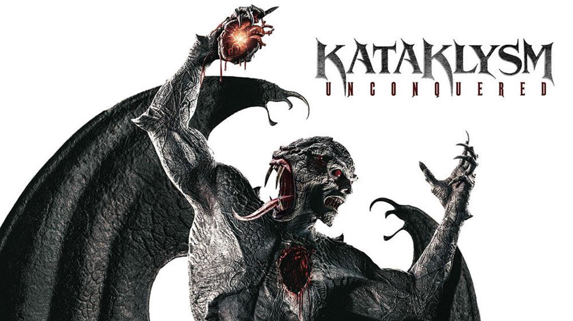 Kataklysm: Unconquered // Nuclear Blast