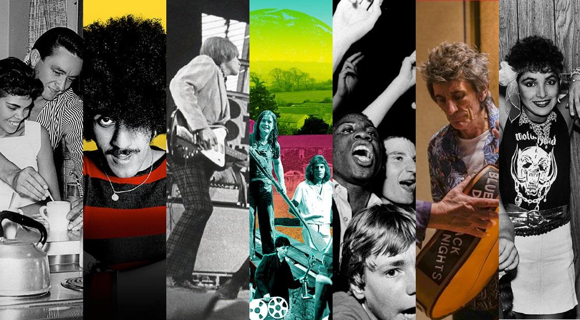 El Rock del In-Edit Festival 2020