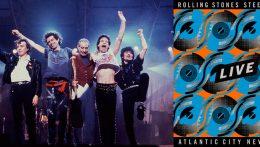 """""""Steel Wheels Live"""" el nuevo directo de The Rolling Stones"""