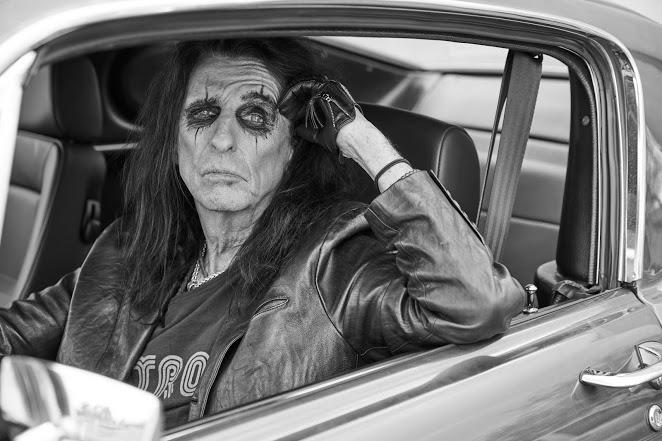 """Se publican los detalles de """"Detroit Stories"""" lo próximo de Alice Cooper"""