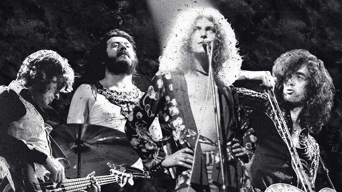 Editorial Blume publica una radiografía a las canciones de Led Zeppelin