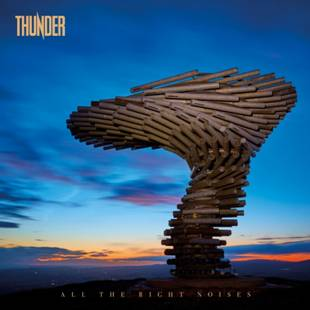 "Detalles y primer adelanto de ""All the Right Noises"" lo próximo de Thunder"