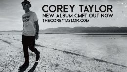 Corey Taylor: CMFT // Roadrunner Records