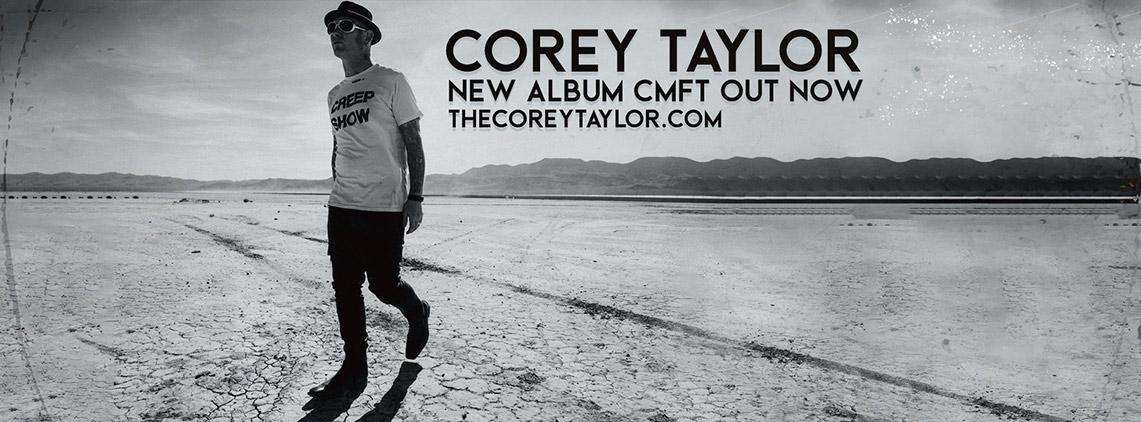 Corey Taylor: CMFT // Roadrunner Records