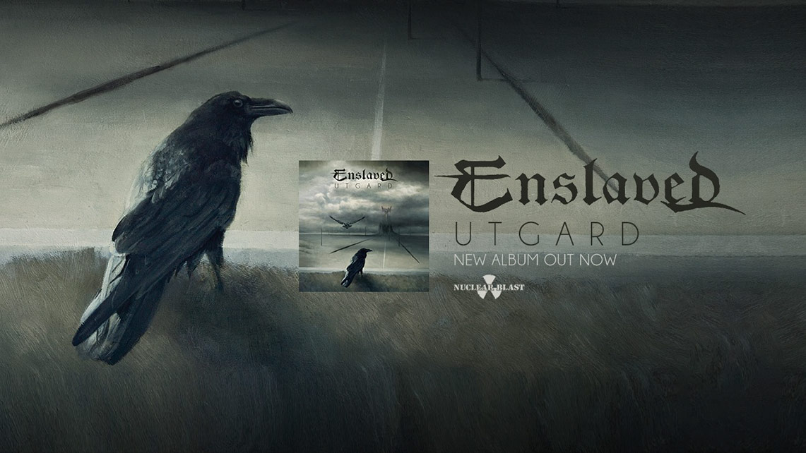 Enslaved: Utgard // Nuclear Blast