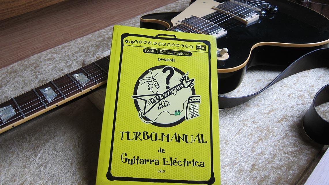 Descubrimos el curso de guitarra «Rock & Roll para Muñones»