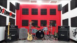 Lady Stone Music presentan sus locales de ensayo en Madrid