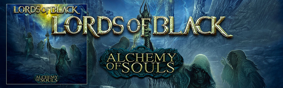 Lords of Black: Alchemy of Souls Pt.1 // Frontiers Music