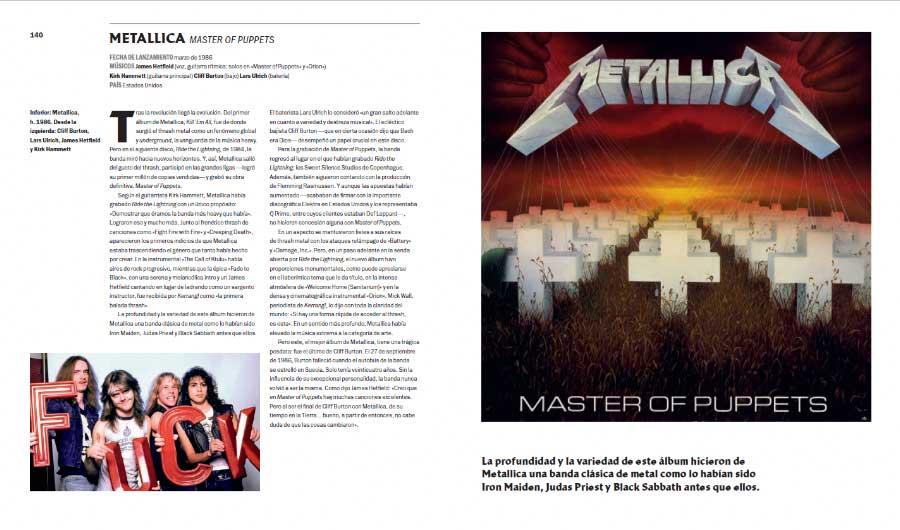 Los mejores del Rock, Metal y Hard Rock en lo nuevo que edita Blume