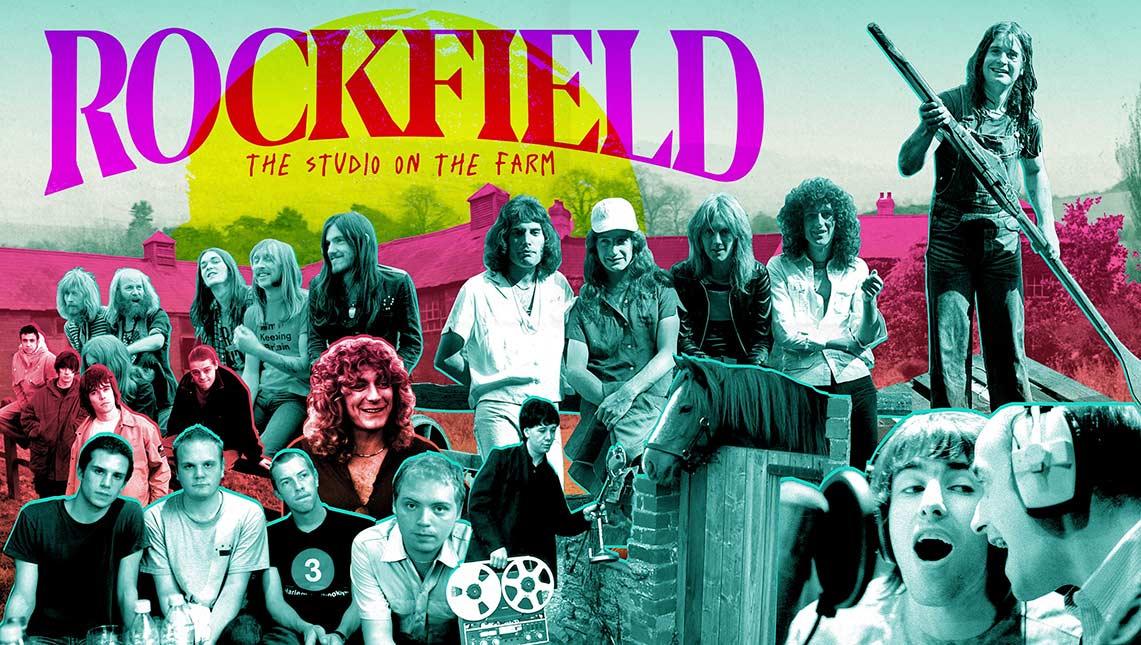 Rockfield Studios: Rock en la granja